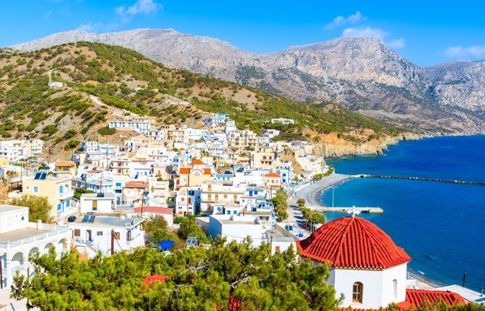 Dorana Studios Speciale ferragosto Karpathos Grecia